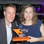 Alex Fenton and Marta Rodriquez, Big Chip Awards