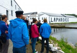 laphroaig distillery tour