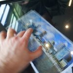 Touch table app