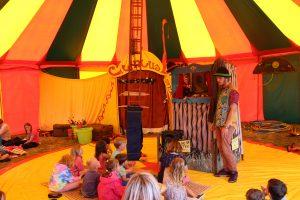 Camper Calling - Circus