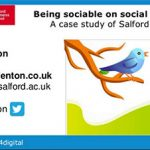 Being sociable on social media