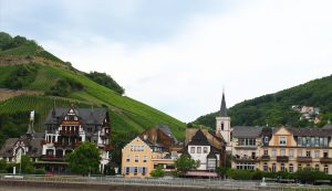 Boat trip on Rhein Boateng