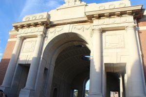 Memin Gate, Ypres