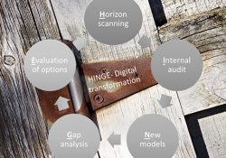 HINGE - Digital transformation model
