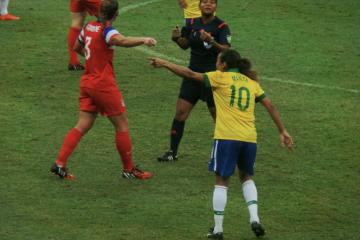 Marta - Brazil vs England